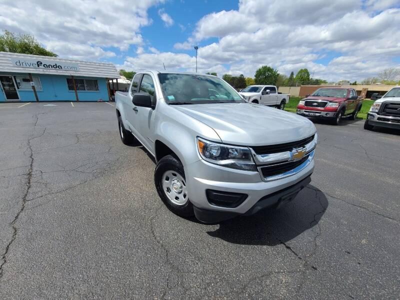 2020 Chevrolet Colorado for sale in Dekalb, IL