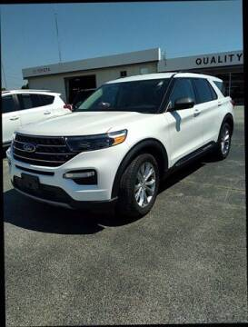 2020 Ford Explorer for sale at Quality Toyota in Independence KS