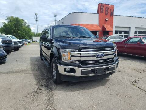 2018 Ford F-150 for sale at Best Buy Wheels in Virginia Beach VA