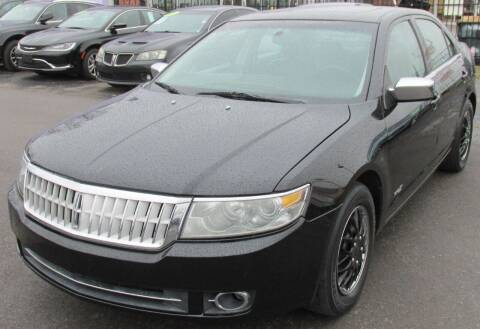 2008 Lincoln MKZ for sale at Express Auto Sales in Lexington KY