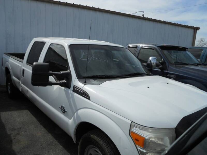 2011 Ford F-350 Super Duty for sale at A & G Auto Sales in Lawton OK