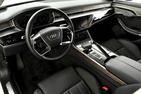 2019 Audi A8 L for sale at CU Carfinders in Norcross GA
