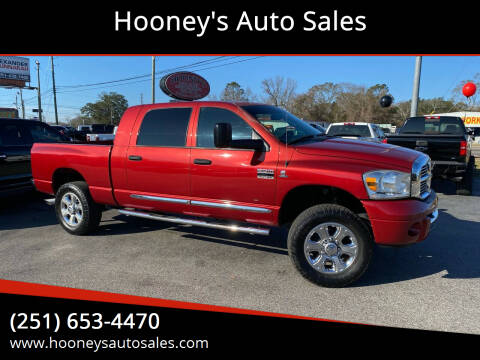 2007 Dodge Ram Pickup 3500 for sale at Hooney's Auto Sales in Theodore AL