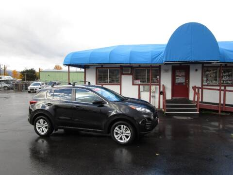 2017 Kia Sportage for sale at Jim's Cars by Priced-Rite Auto Sales in Missoula MT