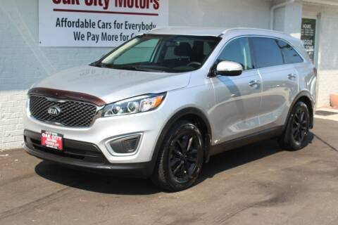2018 Kia Sorento for sale at Oak City Motors in Garner NC