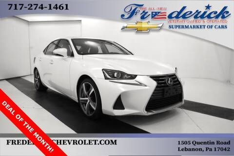 2017 Lexus IS 300 for sale at Lancaster Pre-Owned in Lancaster PA