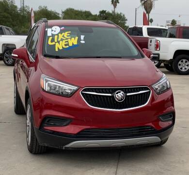 2019 Buick Encore for sale at A & V MOTORS in Hidalgo TX