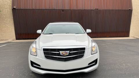 2017 Cadillac ATS for sale at Autodealz in Tempe AZ