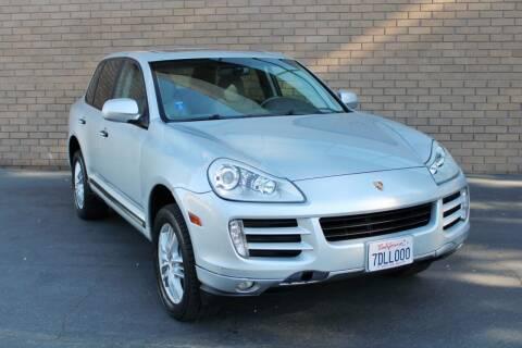 2008 Porsche Cayenne for sale at MK Motors in Sacramento CA