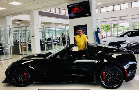 2019 Chevrolet Corvette for sale at Suncoast Sports Cars and Exotics in West Palm Beach FL
