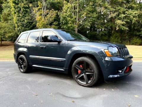 2008 Jeep Grand Cherokee for sale at Top Notch Luxury Motors in Decatur GA