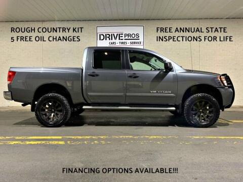 2015 Nissan Titan for sale at Drive Pros in Charles Town WV