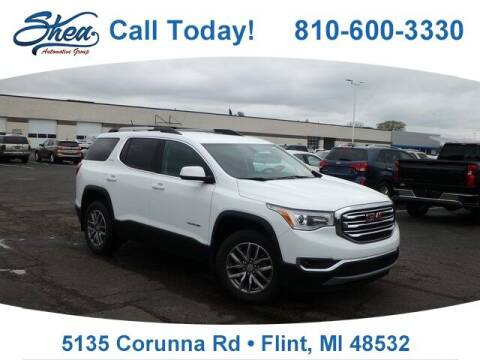 2018 GMC Acadia for sale at Jamie Sells Cars 810 - Linden Location in Flint MI