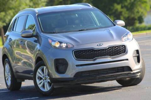 2017 Kia Sportage for sale at MGM Motors LLC in De Soto KS
