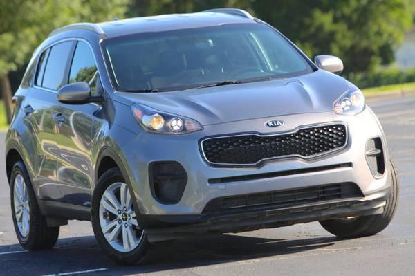 2017 Kia Sportage for sale at MGM Motors LLC in De Soto KS