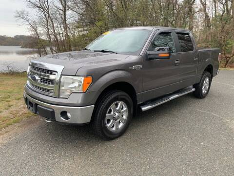 2014 Ford F-150 for sale at Elite Pre-Owned Auto in Peabody MA