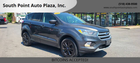 2017 Ford Escape for sale at South Point Auto Plaza, Inc. in Albany NY