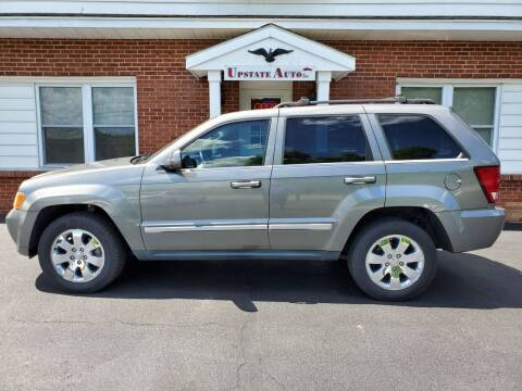2008 Jeep Grand Cherokee for sale at UPSTATE AUTO INC in Germantown NY