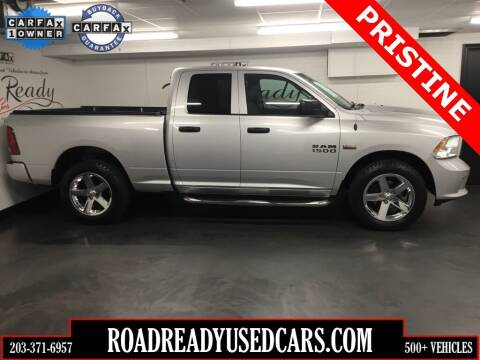 2018 RAM Ram Pickup 1500 for sale at Road Ready Used Cars in Ansonia CT
