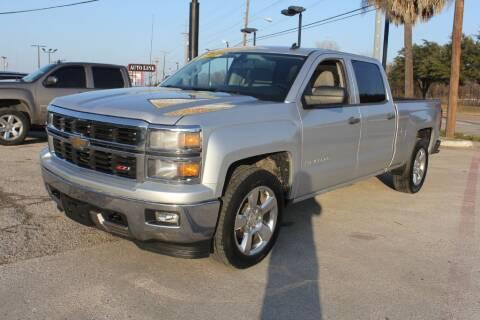 2014 Chevrolet Silverado 1500 for sale at Flash Auto Sales in Garland TX
