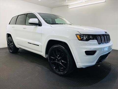 2019 Jeep Grand Cherokee for sale at Champagne Motor Car Company in Willimantic CT