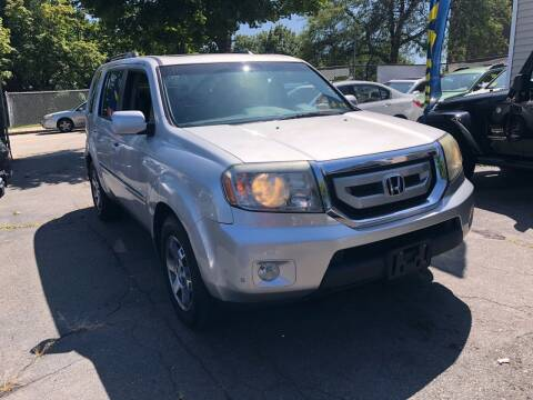 2009 Honda Pilot for sale at Welcome Motors LLC in Haverhill MA