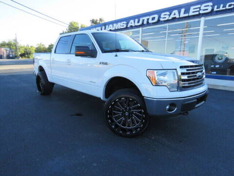 2013 Ford F-150 for sale at Williams Auto Sales, LLC in Cookeville TN