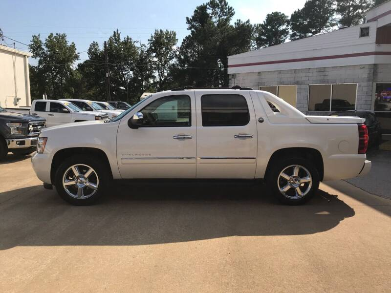 2013 Chevrolet Avalanche for sale at Northwood Auto Sales in Northport AL