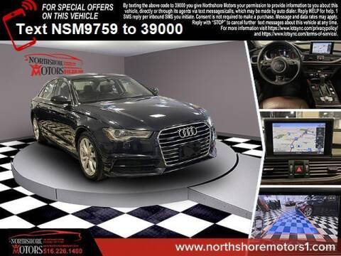 2017 Audi A6 for sale at Sunrise Auto Outlet in Amityville NY