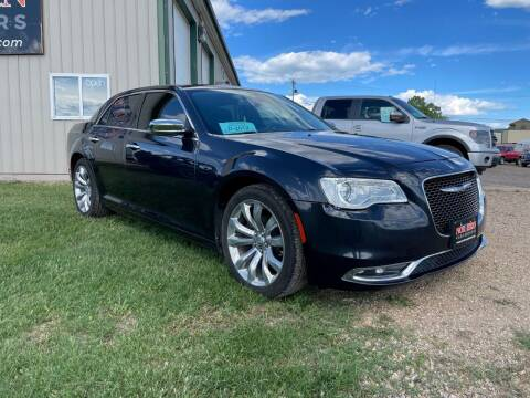 2018 Chrysler 300 for sale at Northern Car Brokers in Belle Fourche SD