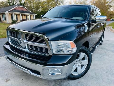 2011 RAM Ram Pickup 1500 for sale at Cobb Luxury Cars in Marietta GA