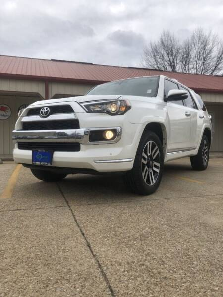 2014 Toyota 4Runner for sale at PITTMAN MOTOR CO in Lindale TX