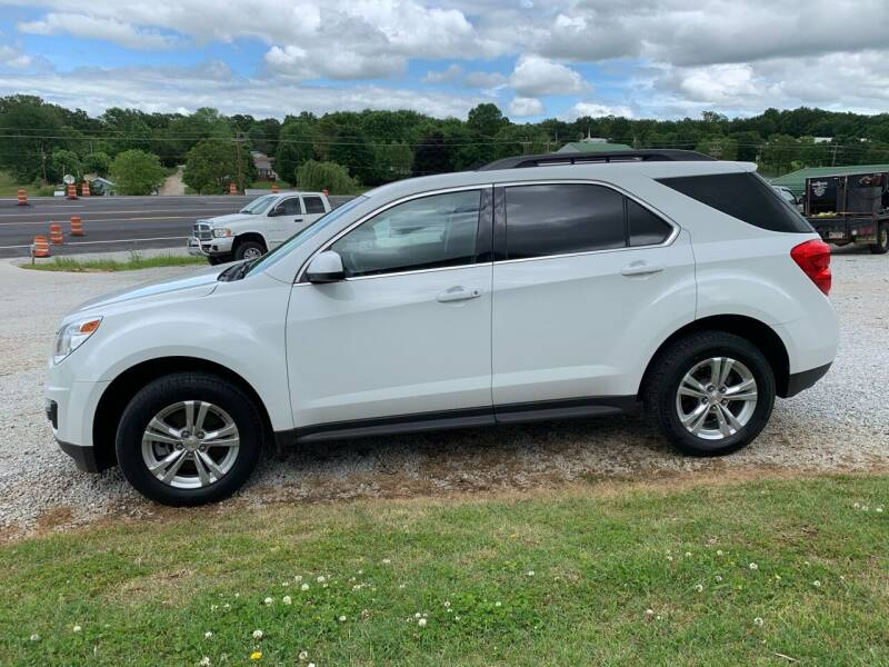 2015 Chevrolet Equinox for sale at Steve's Auto Sales in Harrison AR