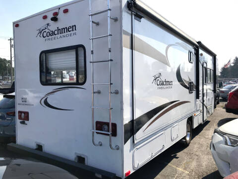 2012 Coachmen Freelander for sale at Autos Cost Less LLC in Lakewood WA