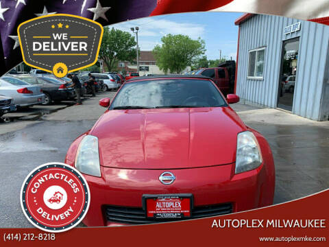2004 Nissan 350Z for sale at Autoplex in Milwaukee WI