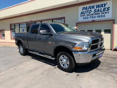 2012 RAM Ram Pickup 2500 for sale at PARKWAY AUTO SALES OF BRISTOL in Bristol TN