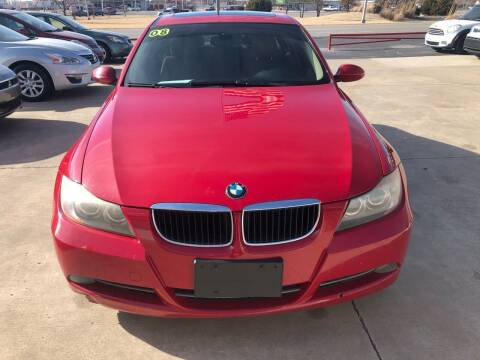 2008 BMW 3 Series for sale at Moore Imports Auto in Moore OK