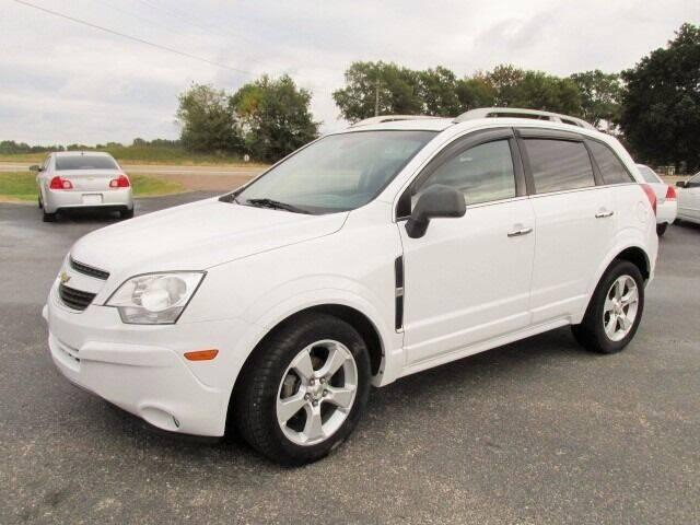 2014 Chevrolet Captiva Sport for sale at 412 Motors in Friendship TN