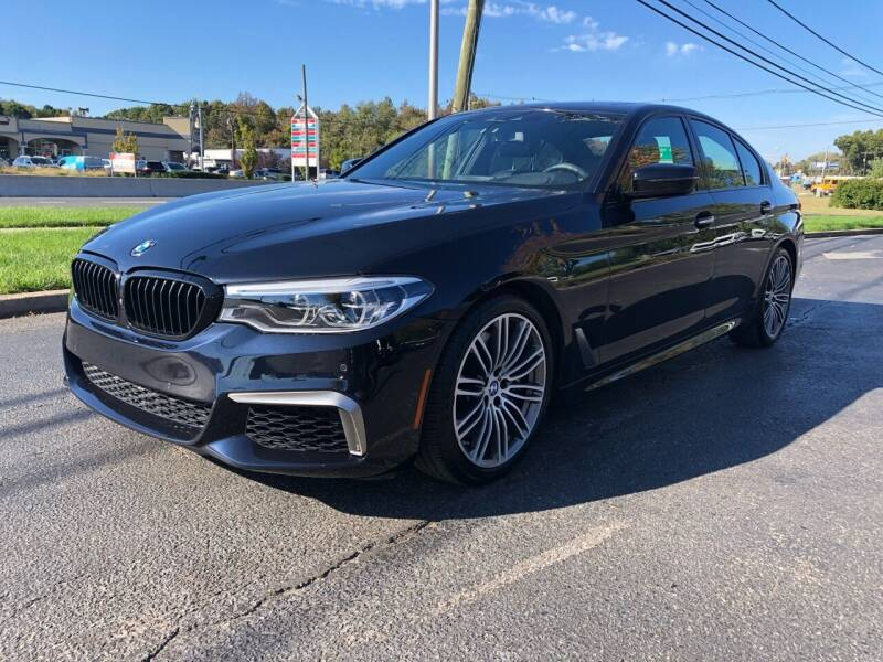 2018 BMW 5 Series for sale at iCar Auto Sales in Howell NJ