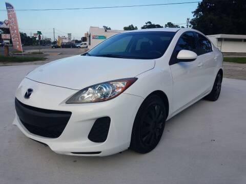 2013 Mazda MAZDA3 for sale at NINO AUTO SALES INC in Jacksonville FL