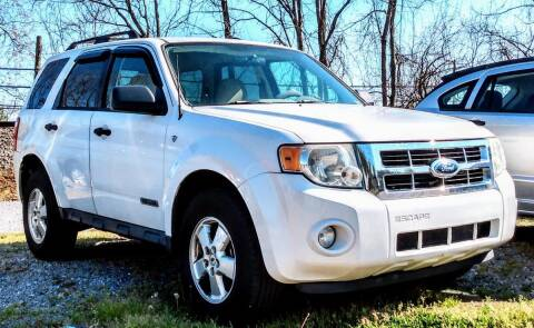 2008 Ford Escape for sale at Abingdon Auto Specialist Inc. in Abingdon VA