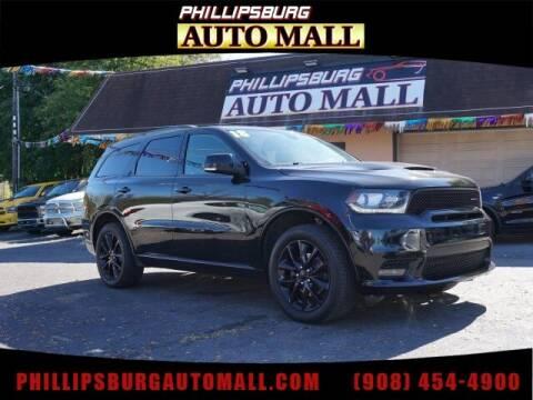 2018 Dodge Durango for sale at Phillipsburg Auto Mall in Phillipsburg NJ