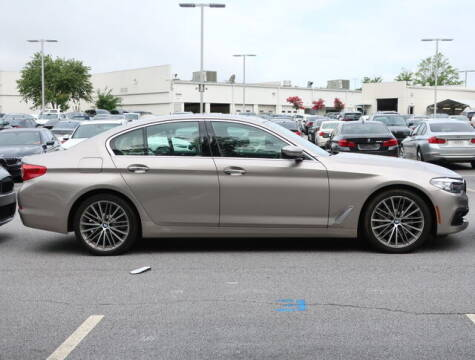2018 BMW 5 Series for sale at Southern Auto Solutions - BMW of South Atlanta in Marietta GA