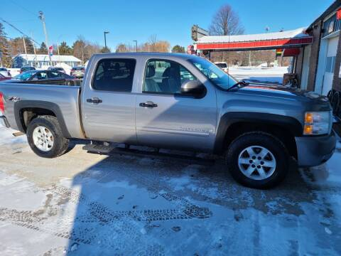 2007 Chevrolet Silverado 1500 for sale at Rum River Auto Sales in Cambridge MN