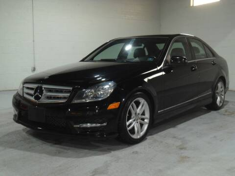 2013 Mercedes-Benz C-Class for sale at Ohio Motor Cars in Parma OH