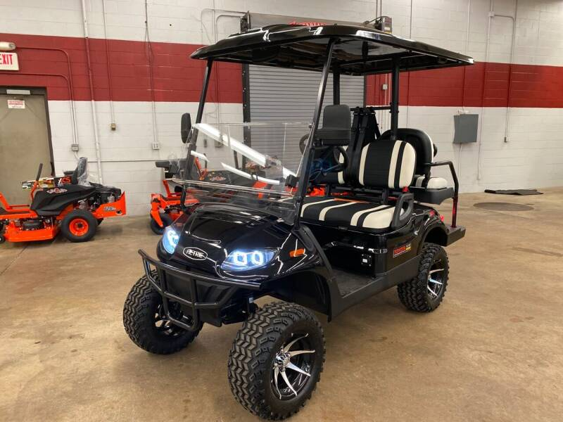 2021 Aetric SDL 4 Seater Lifted Golf Cart for sale at Columbus Powersports - Golf Carts in Columbus OH