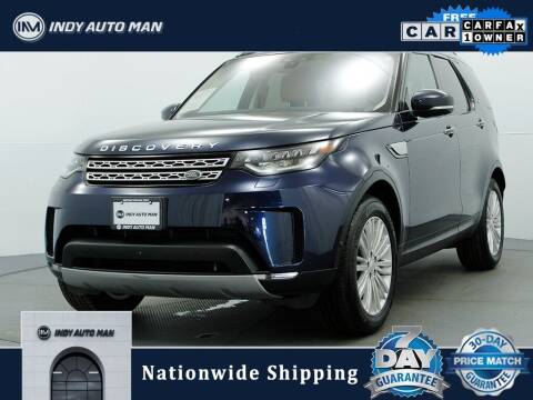2018 Land Rover Discovery for sale at INDY AUTO MAN in Indianapolis IN
