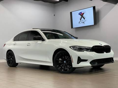 2019 BMW 3 Series for sale at TX Auto Group in Houston TX