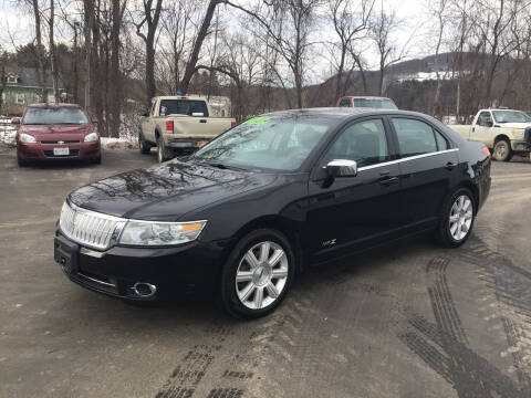 2008 Lincoln MKZ for sale at AFFORDABLE AUTO SVC & SALES in Bath NY