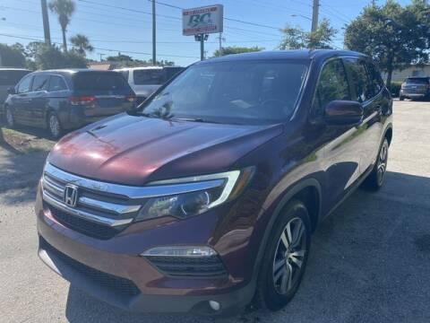 2016 Honda Pilot for sale at BC Motors in West Palm Beach FL